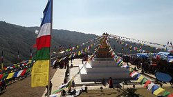 Nagarkot Buddha Peace Garden Hiking Trail