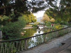 Municipal Park of Naoussa