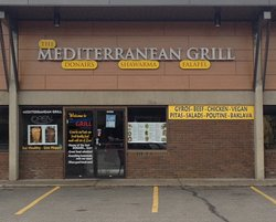 The Mediterranean Grill