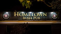 Hometown Irish Pub Manizales
