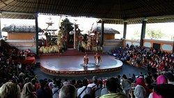 Uma Dewi Kecak & Sanghyang Dance