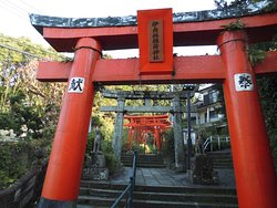 Wakamiya Inari Shrine