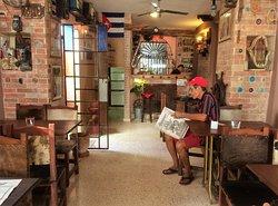 Cafe Mambo Jambo