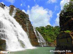 Tiratgarh Falls