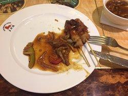 Wok Restaurant Goldener Lowe