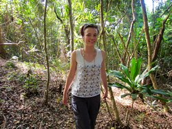 hiking at Oneta Resort