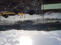Morning at Buada lagoon