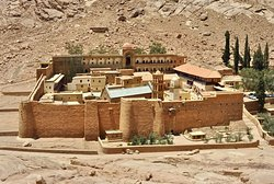 St. Catherine's Monastery Guesthouse