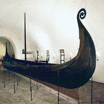 Museo de barcos vikingos de Oslo