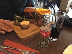 Lovely Sunday lunch.