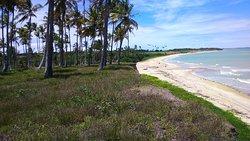 Praia Imbassuaba (Arnaldo)