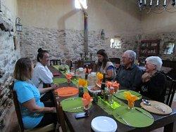 Dinner - what a joyful event!