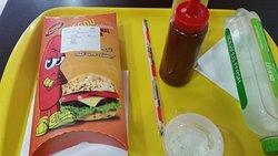 Personal Hotdog e Burger Florianopolis