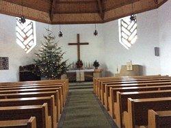 Evangelische Christuskirche Kitzbuhe