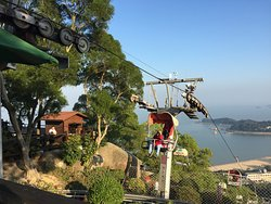 Tourist Cableway of Zhuhai