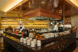 Kitchen At 95 : Multi cuisine restaurant : live interactive cooking