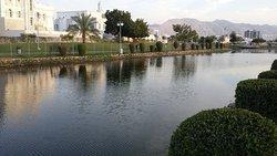 Ghubra Lake Park