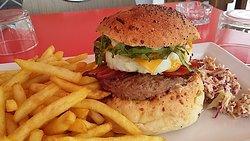 Pirate Burger