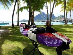 Jetboards Tahiti