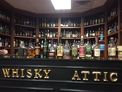 The Whiskey Attic