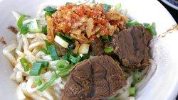 San Niu Beef Noodles