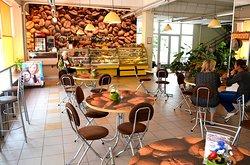 "Shopping centre ""Aizpute""cafe TOP!"