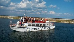 Princess Boat Trip Yacht Disco