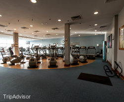 Fitness Center at The Heritage Killenard