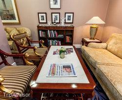 Reading Room at The Heritage Killenard