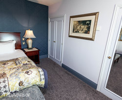 The Deluxe Double Room at The Heritage Killenard