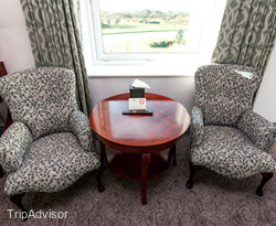 The Superior Twin Family Room at The Heritage Killenard