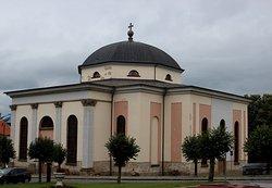 Evangelical church in Levoca