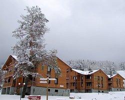 Ski Complex Manzherok