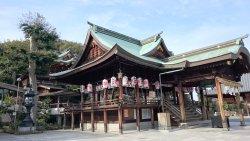 Iwasewo Hachimangu Shrine
