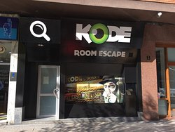 Kode Room Escape