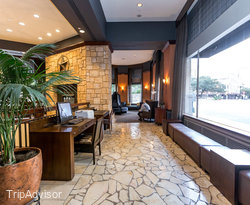 Business Center at the Emily Morgan Hotel - A DoubleTree by Hilton