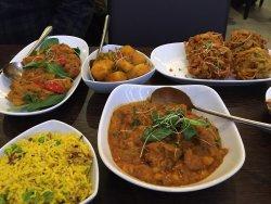 Red Indian Restaurant