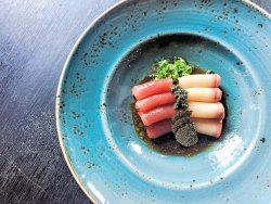 Truffle Sashimi