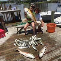 Flats Hound Fishing Charters