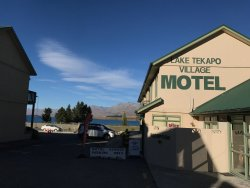 Lake Tekapo Village Motel