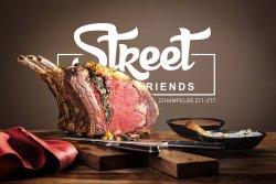 Street Grill & Friends