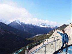 Columbia Icefield Scenic Walks