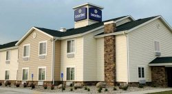Boarders Inn and Suites by Cobblestone Hotels Evansville, WI
