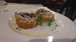 Michelin dinner at uri buri