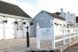 Henley Boutique Lodges