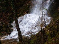 Cascade de Pisse-Vache