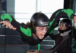 Inflight Dubai Indoor Skydiving