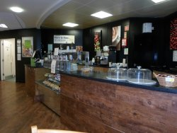 Sedgley Coop Fairtrade Espresso Bar
