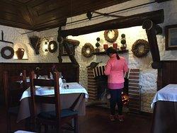 De visita en Faro Da Roca