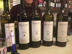 Bahat Wine Cellars, Kibbutz Ein Sivan
